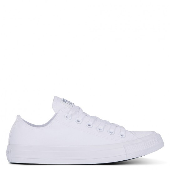 Converse All Star Ox White/Silver