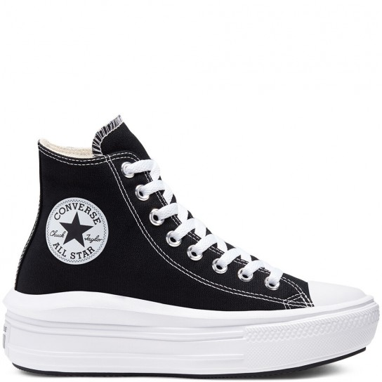 Converse All Star Move High Top - preta