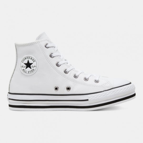 Converse All Star Eva Lift Hi Jr - Branco