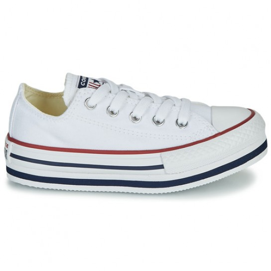 Converse All Star Platform - Branco