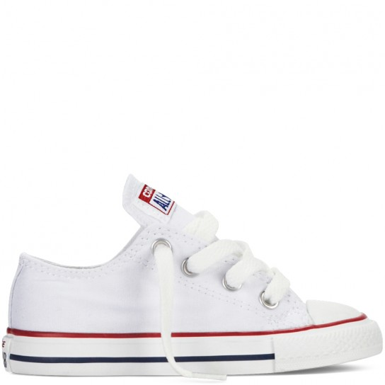 Converse All Star Ox Inf - Opt White