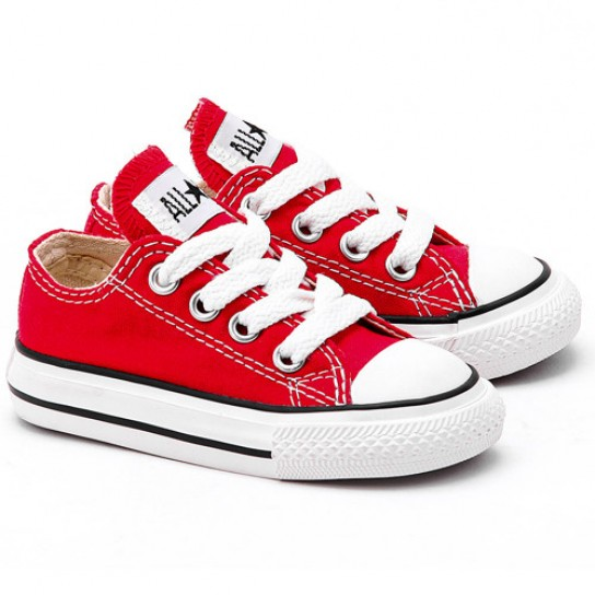 Converse All Star Ox Inf Red