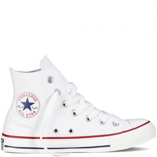 Converse All Star HI - White