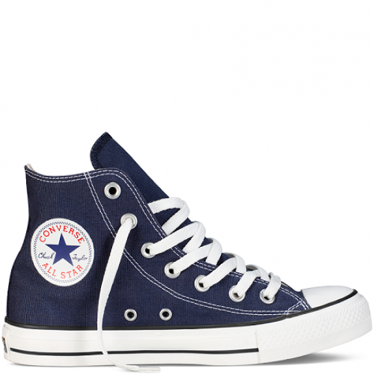 Converse All Star Hi Azul