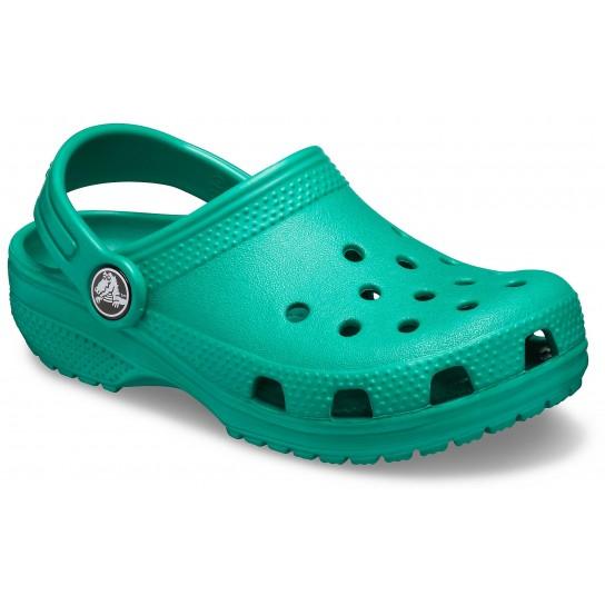 Crocs Classic K - Deep Green