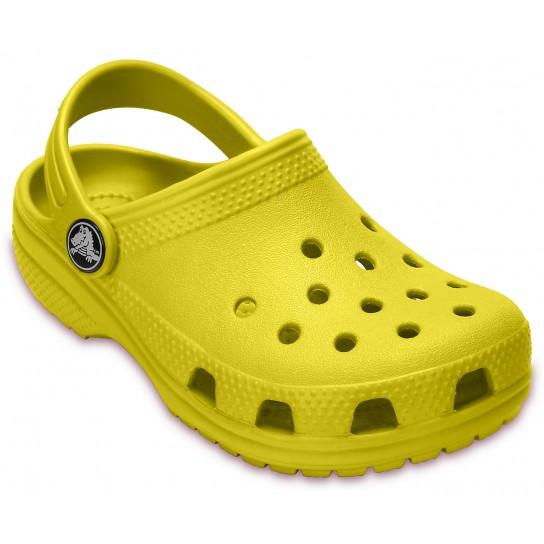 Crocs Classic K - Lemon