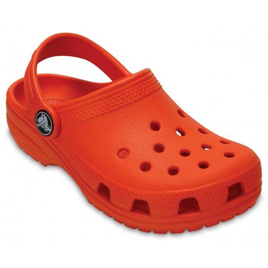 Crocs Classic K - Tangerine