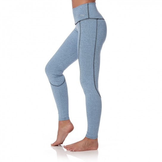 Legging Ditchil Mild - Azul Mesclado