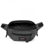 Bolsa cintura Eastpak Doggy - Black Denim