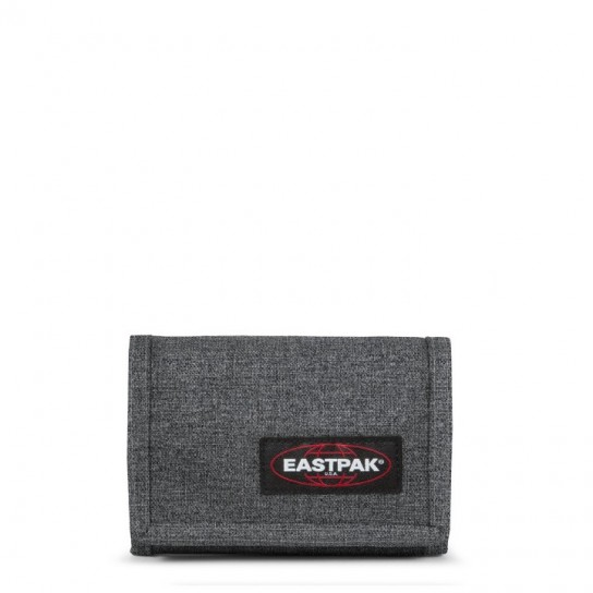 Carteira Eastpak Crew - Black Denim