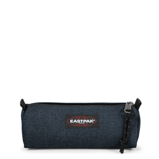 Estojo Eastpak Benchmark - Triple Denim