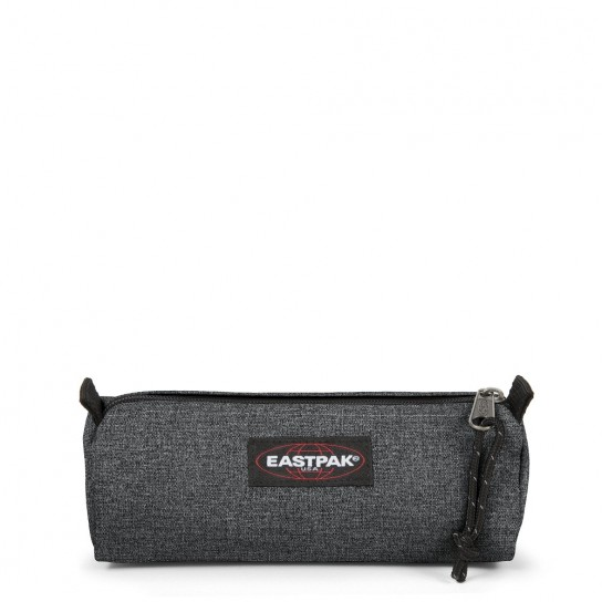 Estojo Eastpak Benchmark - Black Denim