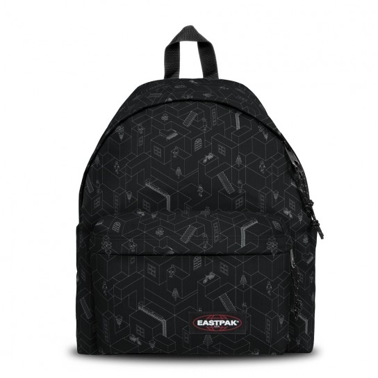 Mochila Eastpak Padded Pak'r® - Blocks Black