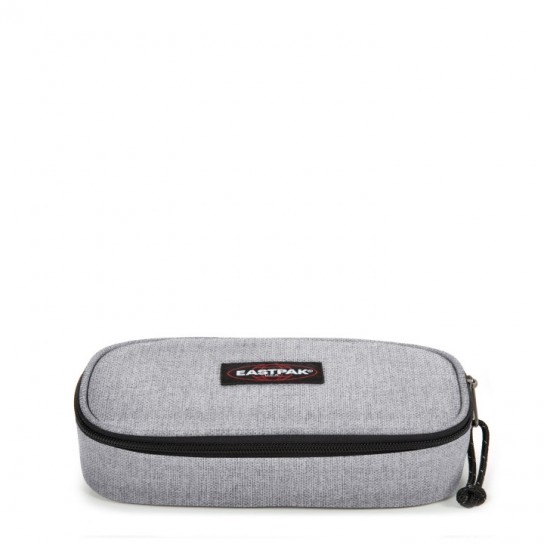 Estojo Eastpak Oval Single - Sunday Grey