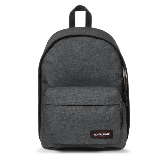 Mochila Eastpak Out of Office - Black Denim