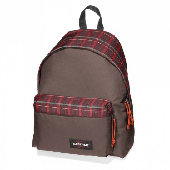 Mochila Padded Eastpak Check Brown 06H