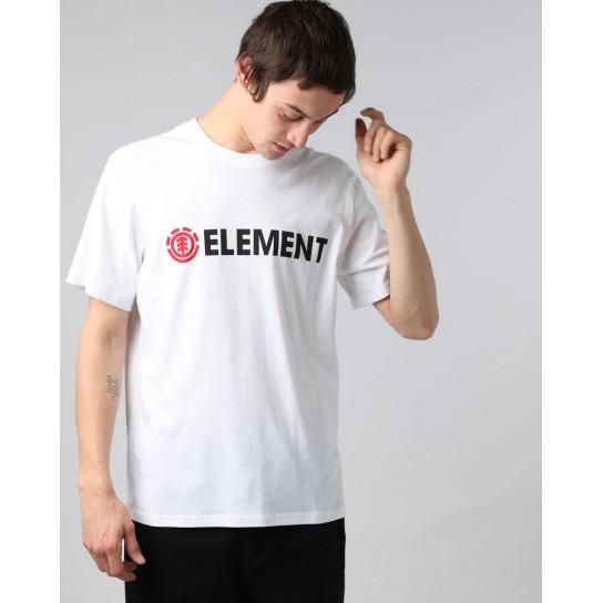T-shirt Element Blazin - Branco