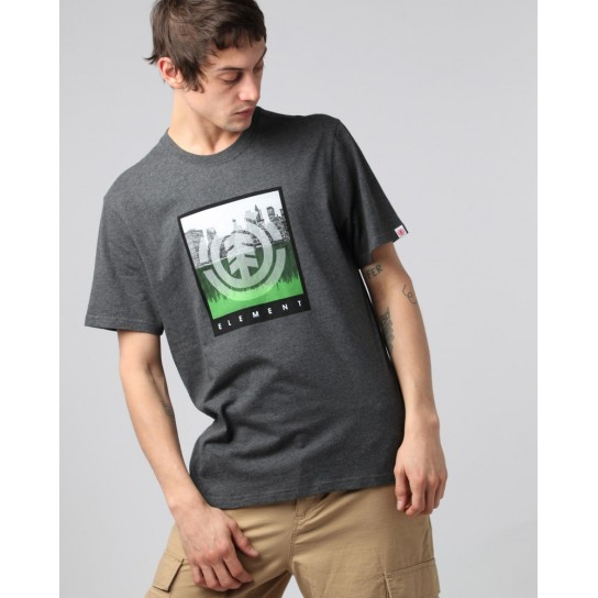 T-shirt Element Reflections - Charcoal Heather
