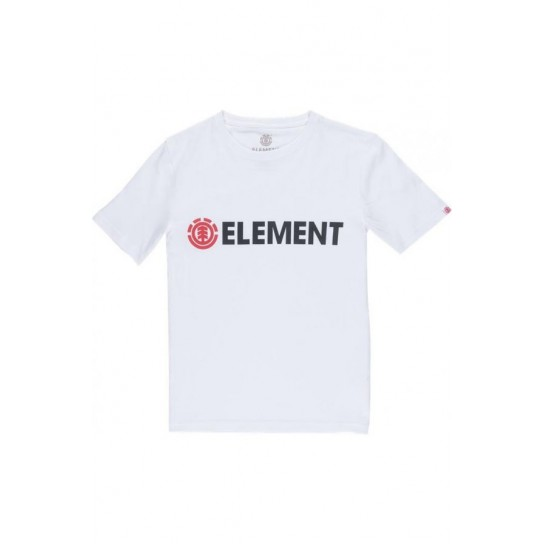 T-shirt Element Blazin Boy - Branca