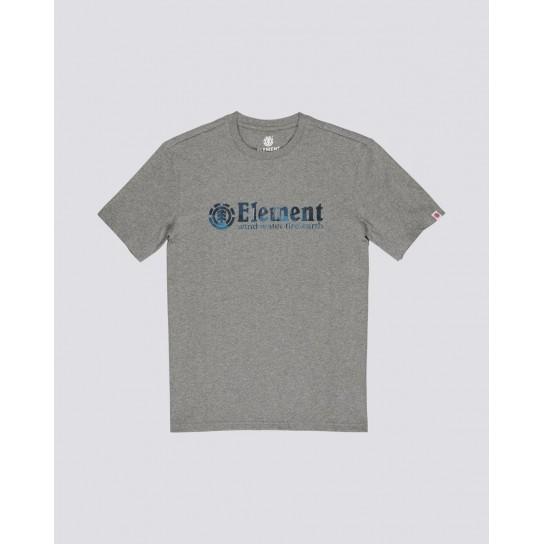 T-shirt Element Boro - Cinzenta