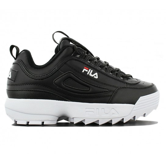 Fila Disruptor Low - Preto