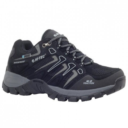 Hi-Tec Torca Low WP Women - Preto
