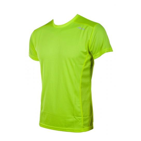 T-shirt Joluvi Duplex - Amarelo Neon