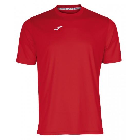 T-shirt Combi Joma Vermelha