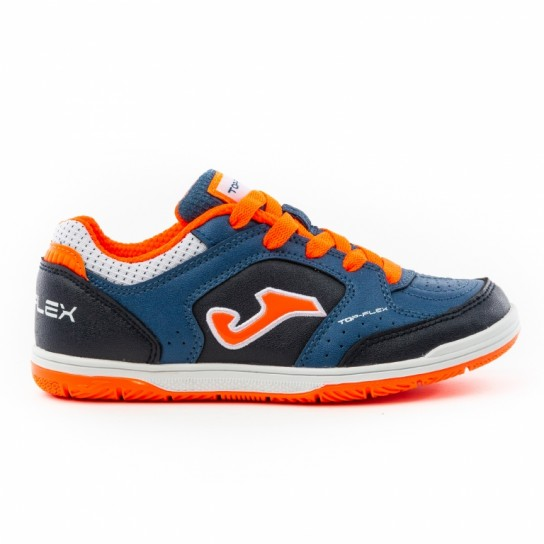 Joma Top Flex Jr 905 Navy/Orange