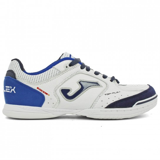 Joma Top Flex 932 White - Royal indoor