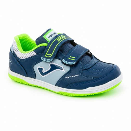 Joma Top Flex JR 2043 Azul-Verde