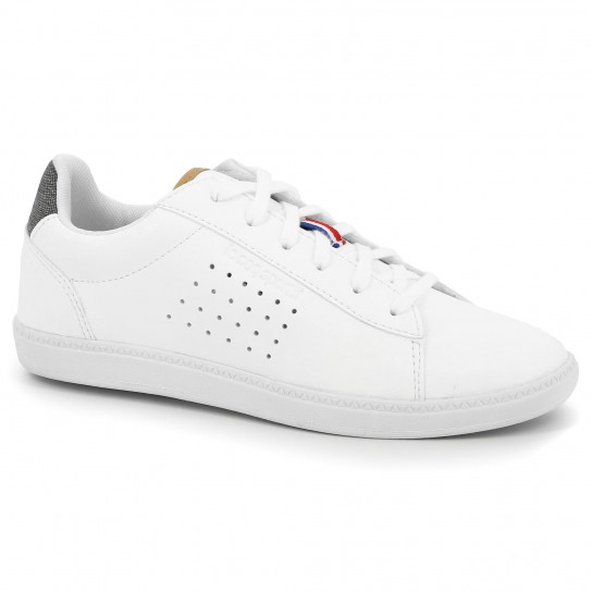 Le Coq Sportif Courtstar GS Denim - Branco