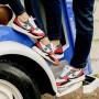 Le Coq Sportif Lcs R800 - Branco/Vermelho