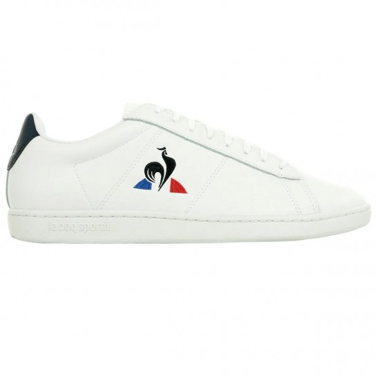 Le Coq Sportif Courtset - Optical White/Dress Blue