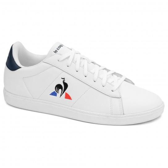 Le Coq Sportif Courtset - Branco