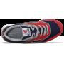 New Balance GR997HBJ - Vermelha/Azul