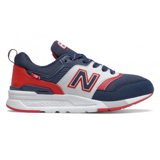 New Balance GR997HVN - Azul/Vermelho