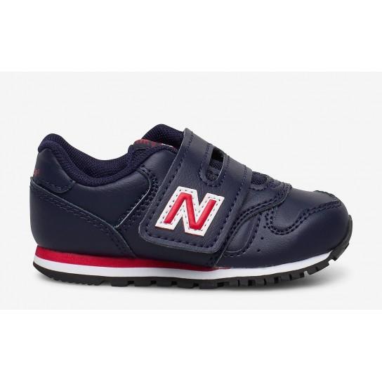 New Balance IV373ENO - Azul/Vermelho