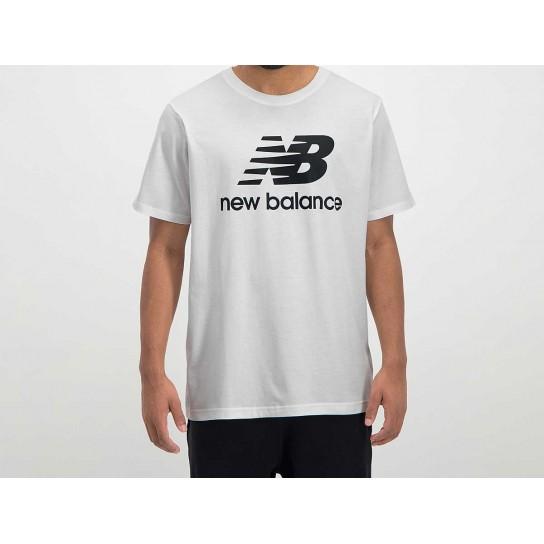 T-shirt New Balance Logo - Branca
