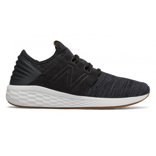 New Balance Fresh Foam V2 Knit WCRUZKB2 - Preto