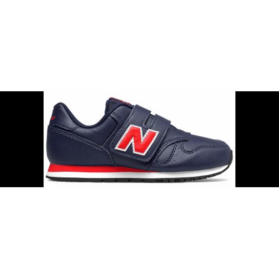 New Balance YV373ENO - Azul/Vermelho