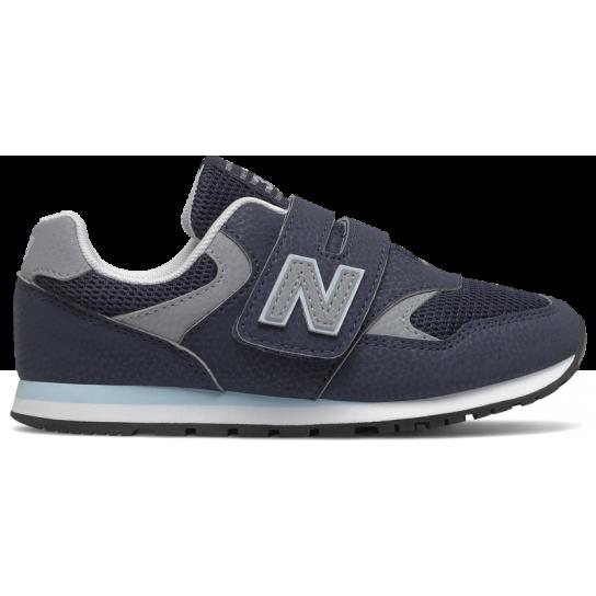 New Balance YV393CBK - Azul