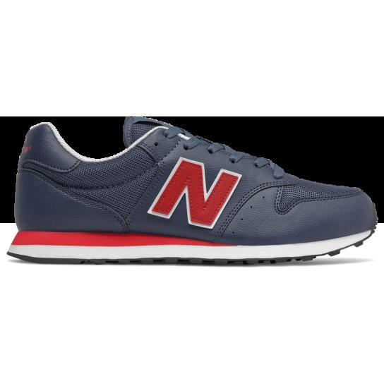 New Balance GM500TC1 - Azul/Vermelha