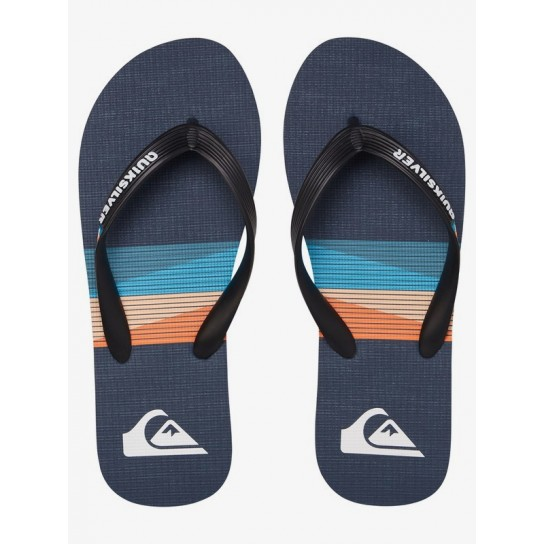 Chinelo Quiksilver Seasons - Azul