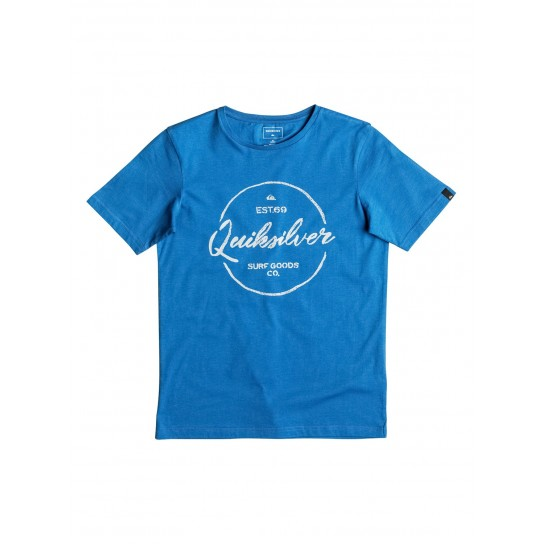 T-shirt Classic Silvered Jr Quiksilver