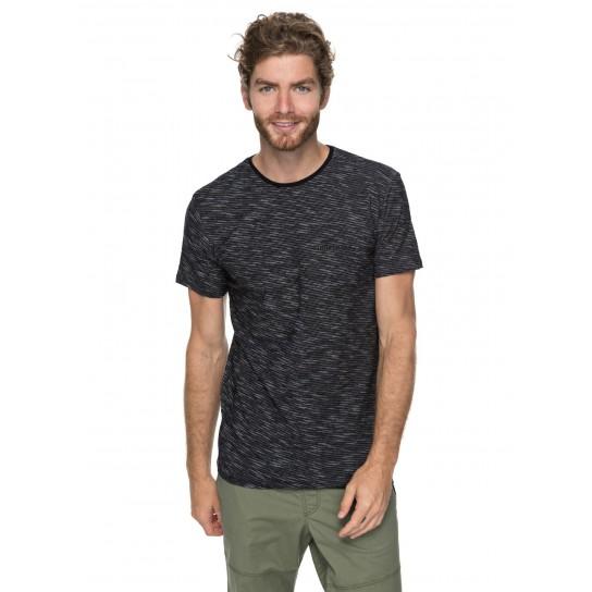 T-shirt Quiksilver Kentin - Black Kentin
