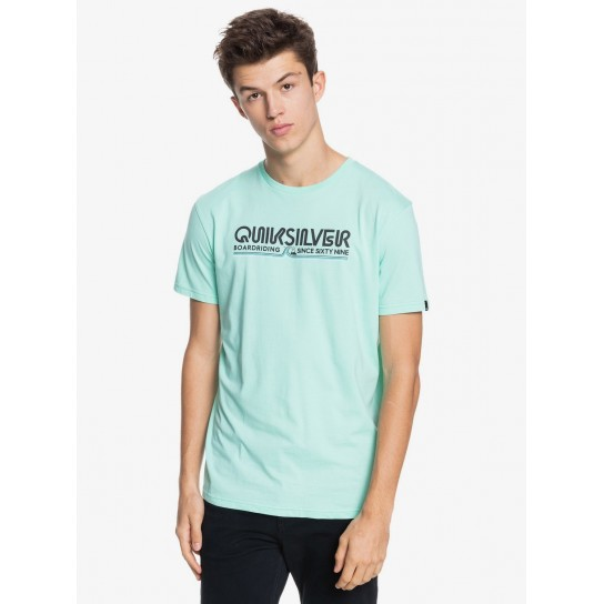 T-shirt Quiksilver Like Gold - Cabbage