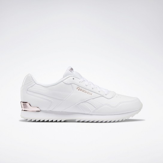 Reebok Royal Glide Ripple Clip - Branco