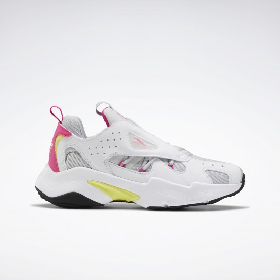 Reebok Royal Turbo Impulse 2 - Branco/Rosa