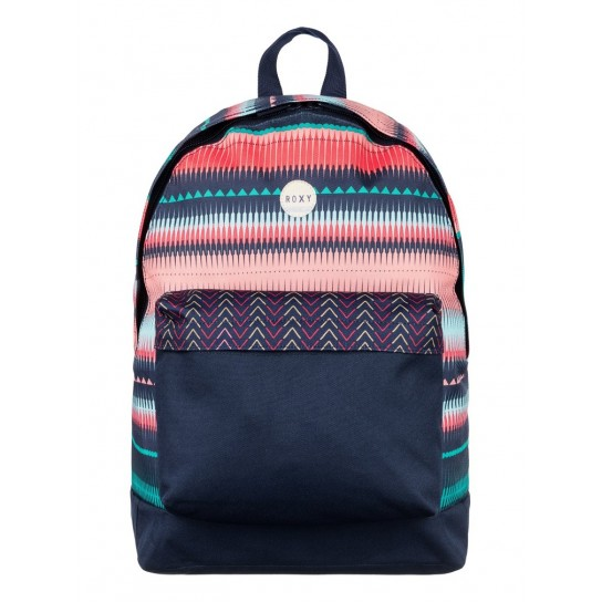 Mochila Roxy Be Young - Jagged Stripe